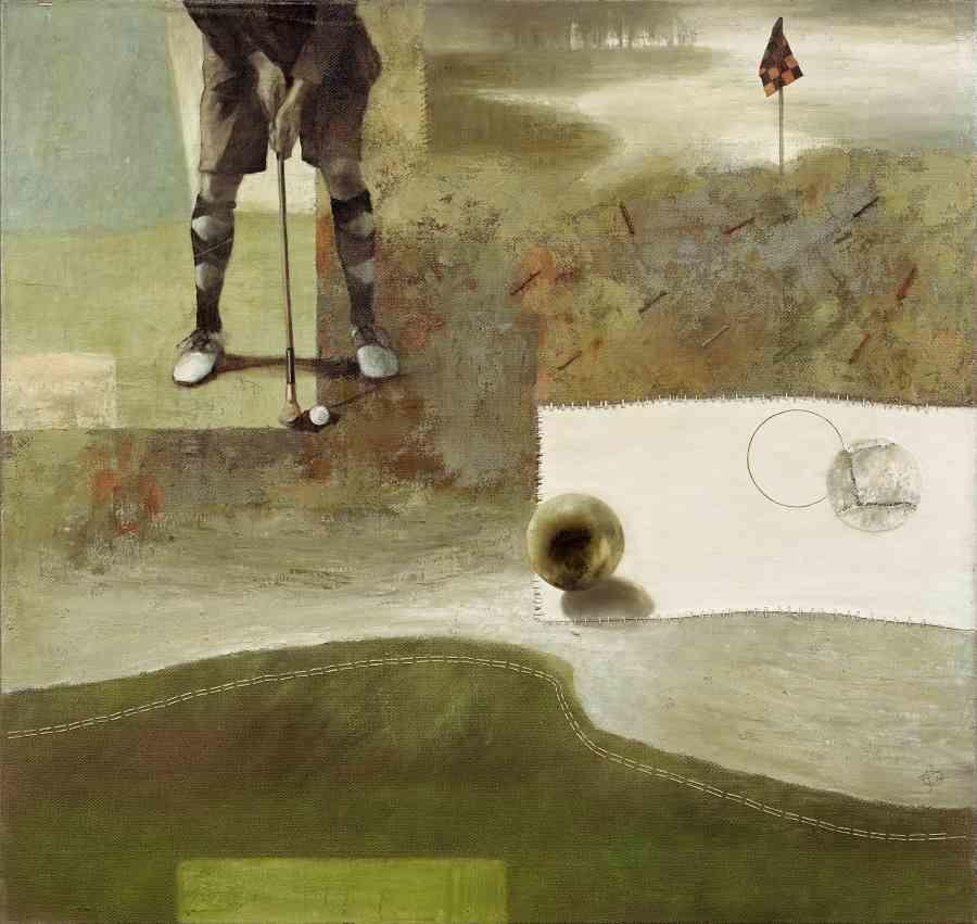 Golf-2 (Old Golfer)